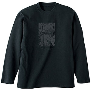 幽☆遊☆白書 描き下ろしイラスト 妖狐蔵馬 90'sカジュアルver. ロングTシャツ ユニセックス S