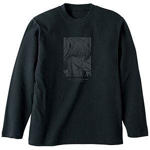 幽☆遊☆白書 描き下ろしイラスト 妖狐蔵馬 90'sカジュアルver. ロングTシャツ ユニセックス XL