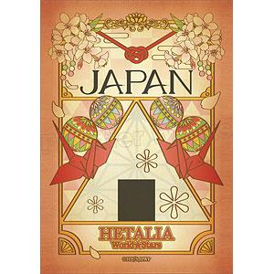 ヘタリア World★Stars ミニ額縁スタンド(ChaLabel)日本