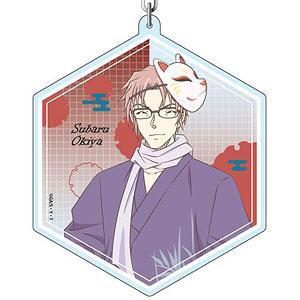名探偵コナン デカキーホルダー 沖矢昴 浴衣 ver.