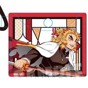 カラビナ付きミニポーチ 鬼滅の刃 煉獄杏寿郎