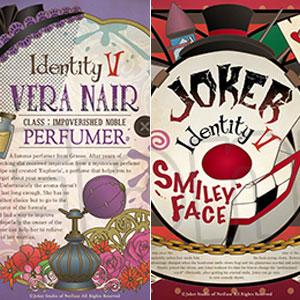 Identity V ChaLabel トレーディングマルチクロス Vol.2 10個入りBOX