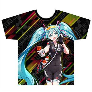 レーシングミク 2021 TeamUKYO 応援Ver. フルグラフィックTシャツ(XLサイズ)