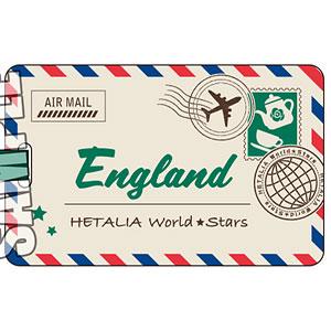 ヘタリア World★Stars ラゲージタグ「イギリス」