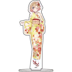 キャラアクリルフィギュア「彼女、お借りします」07/七海麻美 着物ver.