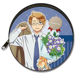 アニメ「ヘタリア World★Stars」 まるっとレザーケース デザイン04(アメリカ)