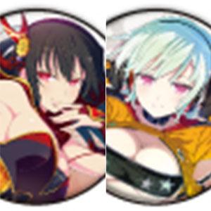 缶バッジ「シノビマスター 閃乱カグラ NEW LINK」06/ 15個入りBOX
