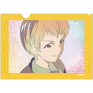 ガールズ&パンツァー 最終章 ナオミ Ani-Art clear label クリアファイル