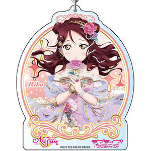 ラブライブ!スクールアイドルフェスティバルALL STARS デカキーホルダー 桜内梨子 薔薇のしらべ ver