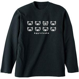 アグレッシブ烈子 ロングTシャツ ユニセックス L