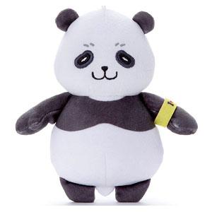 にとたん 呪術廻戦 ボールチェーン付ぬいぐるみ パンダ