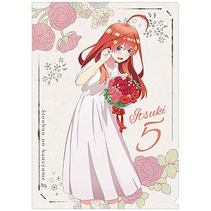 五等分の花嫁∬ クリアファイル 五月