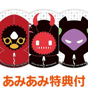 【あみあみ限定特典】Obey Me! トレーディング缶バッジ vol.3 8個入りBOX