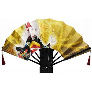 【限定販売】Re:ゼロから始める異世界生活 飾り扇子 エミリア・エキドナ