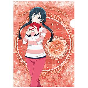 ラブライブ!虹ヶ咲学園スクールアイドル同好会 A4クリアファイル(ルームウェア) (8)優木せつ菜