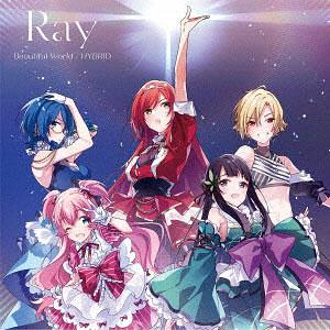 CD Ray / Beautiful World / HYBRID 通常盤