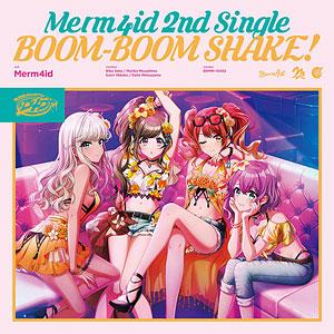 【特典】CD Merm4id / BOOM-BOOM SHAKE! 通常盤