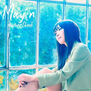 CD May'n / momentbook CD+BD