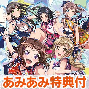 【あみあみ限定特典】CD Poppin'Party / Live Beyond!! 通常盤