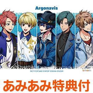 【あみあみ限定特典】CD Argonavis / 可能性/Stand by me!! 通常盤