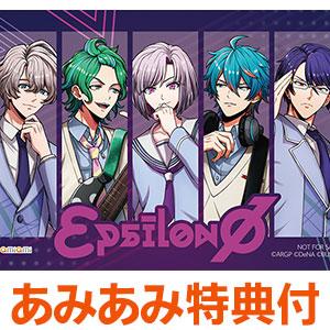 【あみあみ限定特典】CD εpsilonΦ / Cynicaltic Fakestar/Sake it L(0)VE! 通常盤