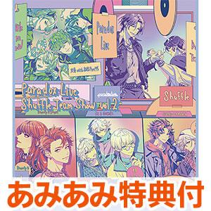 【あみあみ限定特典】CD Paradox Live Shuffle Team Show Vol.2