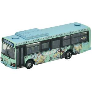 ザ・バスコレクション 身延町営バス ゆるキャン△ラッピングバス