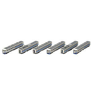98736 JR 475系電車(北陸本線・新塗装)セット(6両)