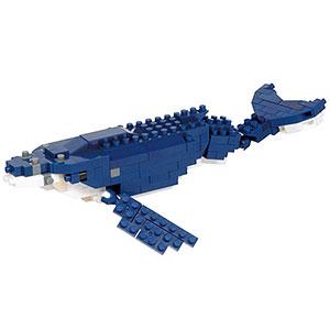 ナノブロック NBC_354 ザトウクジラ