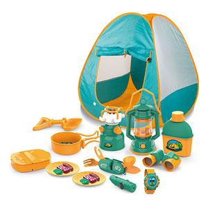 キャンプ セット