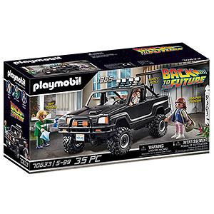 プレイモービル 70633『バック・トゥ・ザ・フューチャー』マーティ・マクフライ&ピックアップ・トラック