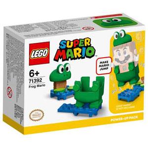 レゴ Super Mario カエルマリオ パワーアップ パック (71392)