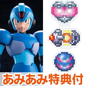 【あみあみ限定特典】ロックマンX エックス 1/12 プラモデル