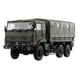 1/35 ミリタリーモデルキット No.1 3 1/2tトラック(SKW-477) プラモデル
