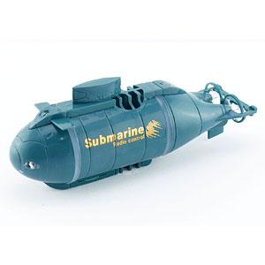RC潜水艦 No.1 原子力潜水艦 ブルーグレー