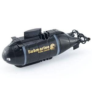 RC潜水艦 No.2 原子力潜水艦 ブラック
