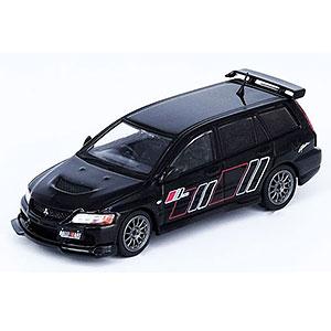 1/64 三菱 ランサー エボリューション IX ワゴン 2005 ラリーアート ブラック