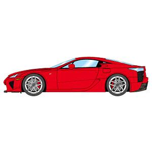 1/43 レクサス LFA 2010 レッド