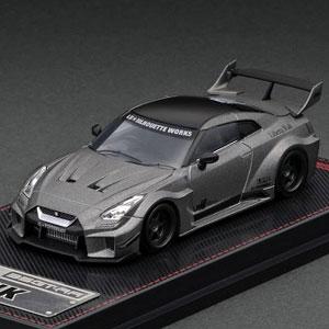 1/64 LB-Silhouette WORKS GT Nissan 35GT-RR Titanium Gray