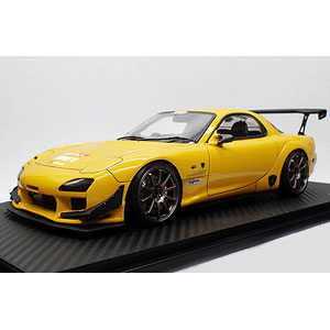 1/18 FEED RX-7 (FD3S) Yellow