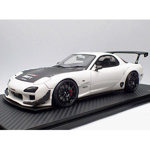 1/18 FEED RX-7 (FD3S) White