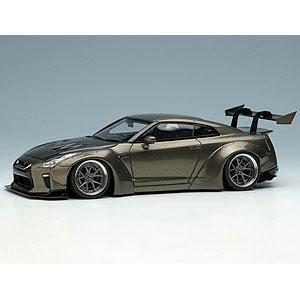 1/43 LB WORKS GT-R Type 1.5 LB-Silhouette GT Wing ver. チタニウムグレーメタリック