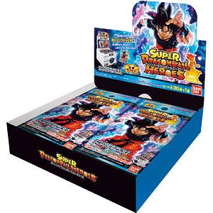 スーパードラゴンボールヒーローズ ビッグバンブースターパック4 20パック入りBOX