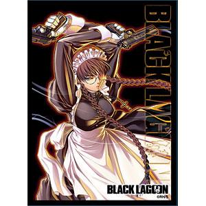 ブロッコリーキャラクタースリーブ BLACK LAGOON「ロベルタ」 パック