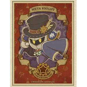 カービィと夢幻の歯車 キャラクタースリーブ メタナイト(EN-1039) パック
