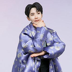 BTS[スタチュー]「IDOL」J-HOPE