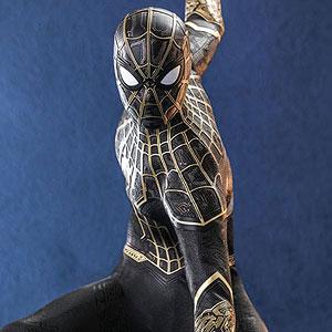 ムービーマスターピース 1/6 スパイダーマン ブラック&ゴールドスーツ ※延期前倒可能性大