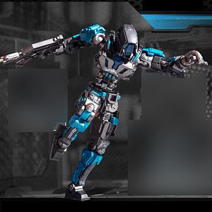 MECHA PROJECT MP-01 汎用型機兵 1/18スケール可動フィギュア