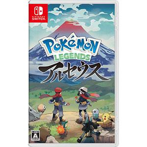 【特典】Nintendo Switch Pokemon LEGENDS アルセウス