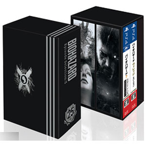 PS4 バイオハザード 25th エピソードセレクション Vol.3